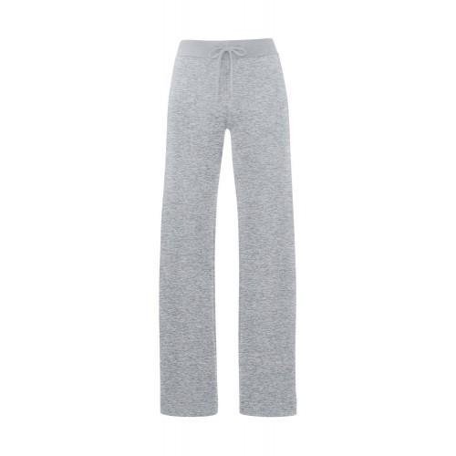 Open Hem Jog Pants Lady-Fit