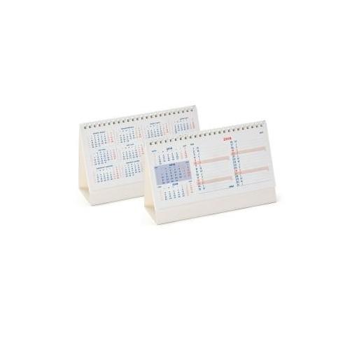 Calendar triptic de birou