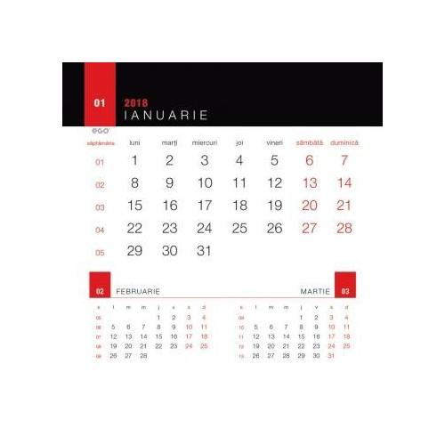 Calendar birou Expresso
