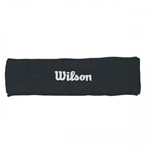 Bandana WILSON HEADBAND, negru