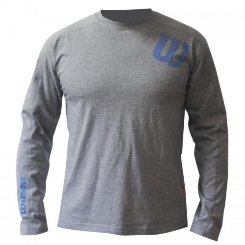 Bluza Wilson CREW gri XL