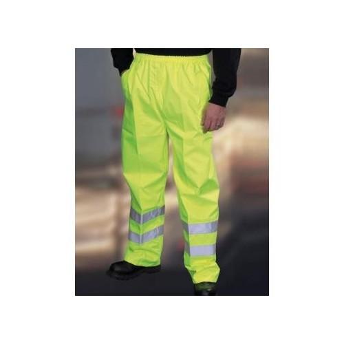 Pantaloni profesionali reflectorizanti Yoko
