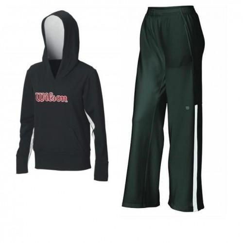 Trening Wilson NEW KNIT, juniori, negru, M