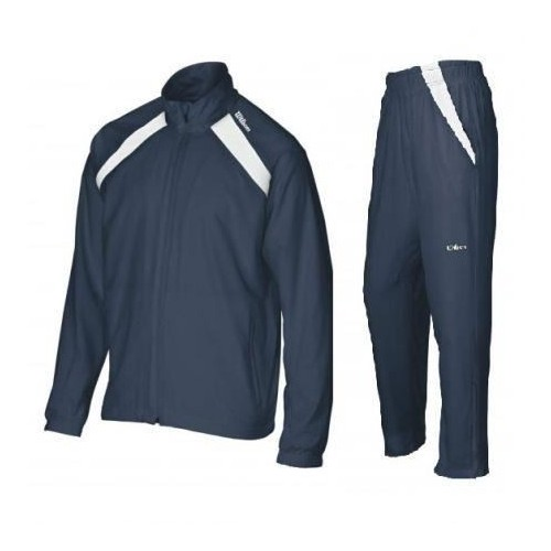 Trening Wilson Woven Warm Up, copii, bleumarin, XL