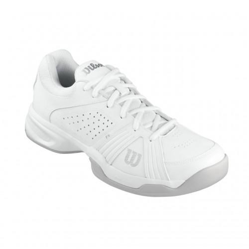 Pantofi pentru Tenis Wilson Rush Swing, barbati, Alb, 46 2/3