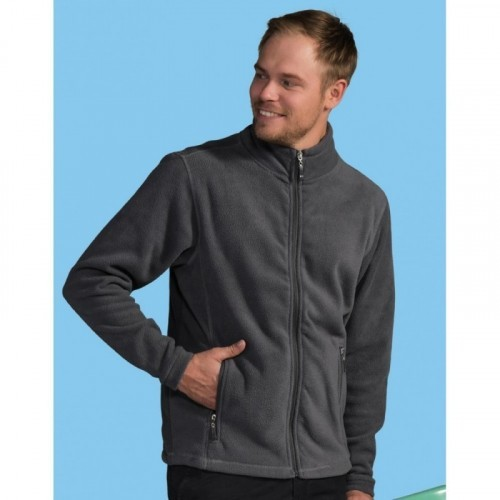 Men`s Full Zip Fleece