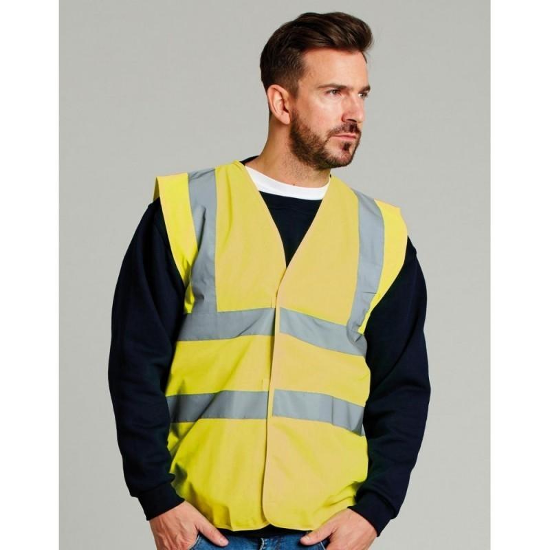 4-Band Safety Waistcoat