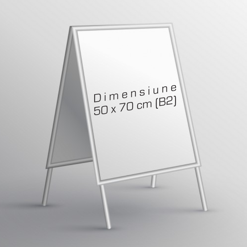 People Stopper B2 (50x70 cm)