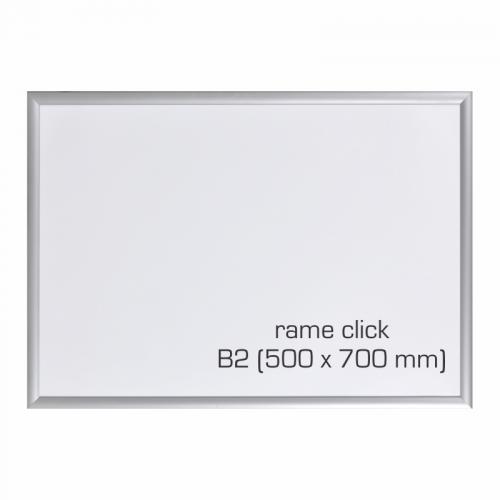 Rame click din aluminiu B2