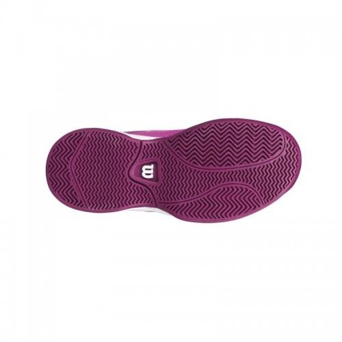 Pantofi sport Wilson Envy pentru copii, Roz/Alb, 28⅔