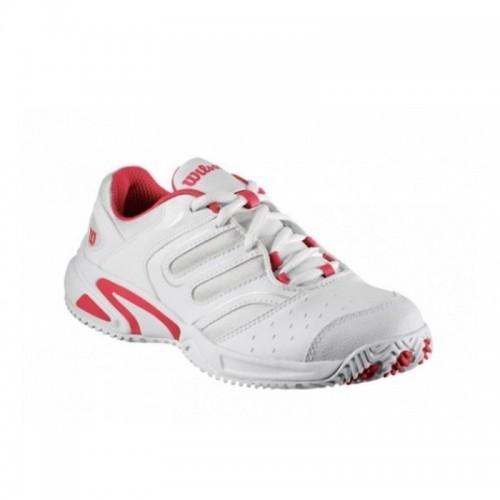 Pantofi sport Wilson TOUR CONSTRUKT, copii, alb, 39
