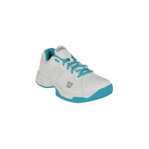 Pantofi Tenis Wilson Rush Swing Albastru Femei, 37