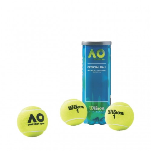AUSTRALIAN OPEN 3 BALL CAN