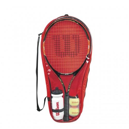 Racheta tenis Wilson BURN STARTER SET 25