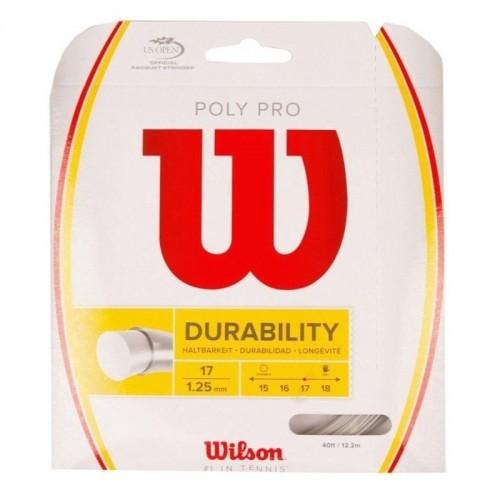 Racordaj Wilson POLY PRO 17 SET