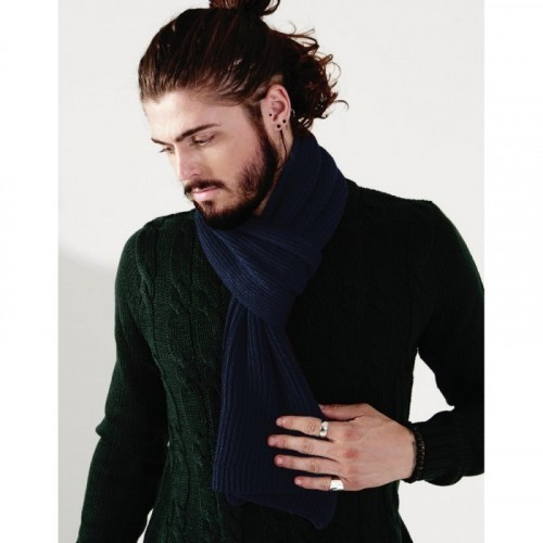 Esarfa tricotata - Metro