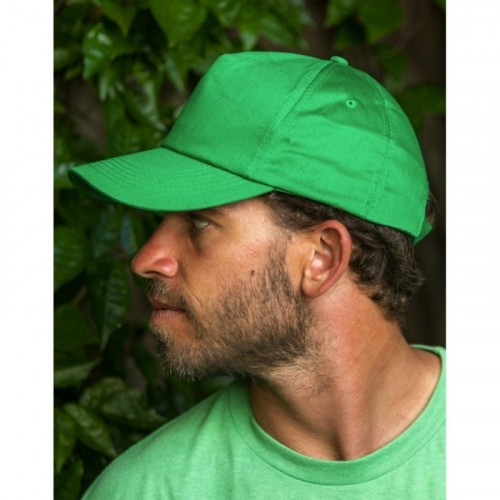 Boston 5-Panel Printers Cap