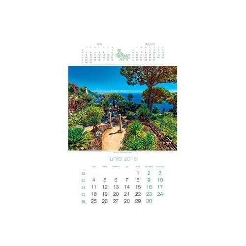 Calendar de perete diverse imagini