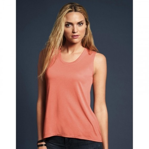 Women`s Freedom Sleeveless Tee