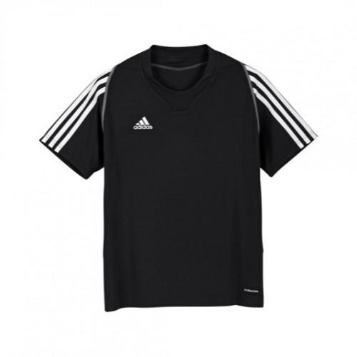 Tricou Adidas T 12 TEE Y BLACK pentru copii
