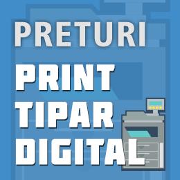 LISTA PRETURI PRINT - TIPAR DIGITAL